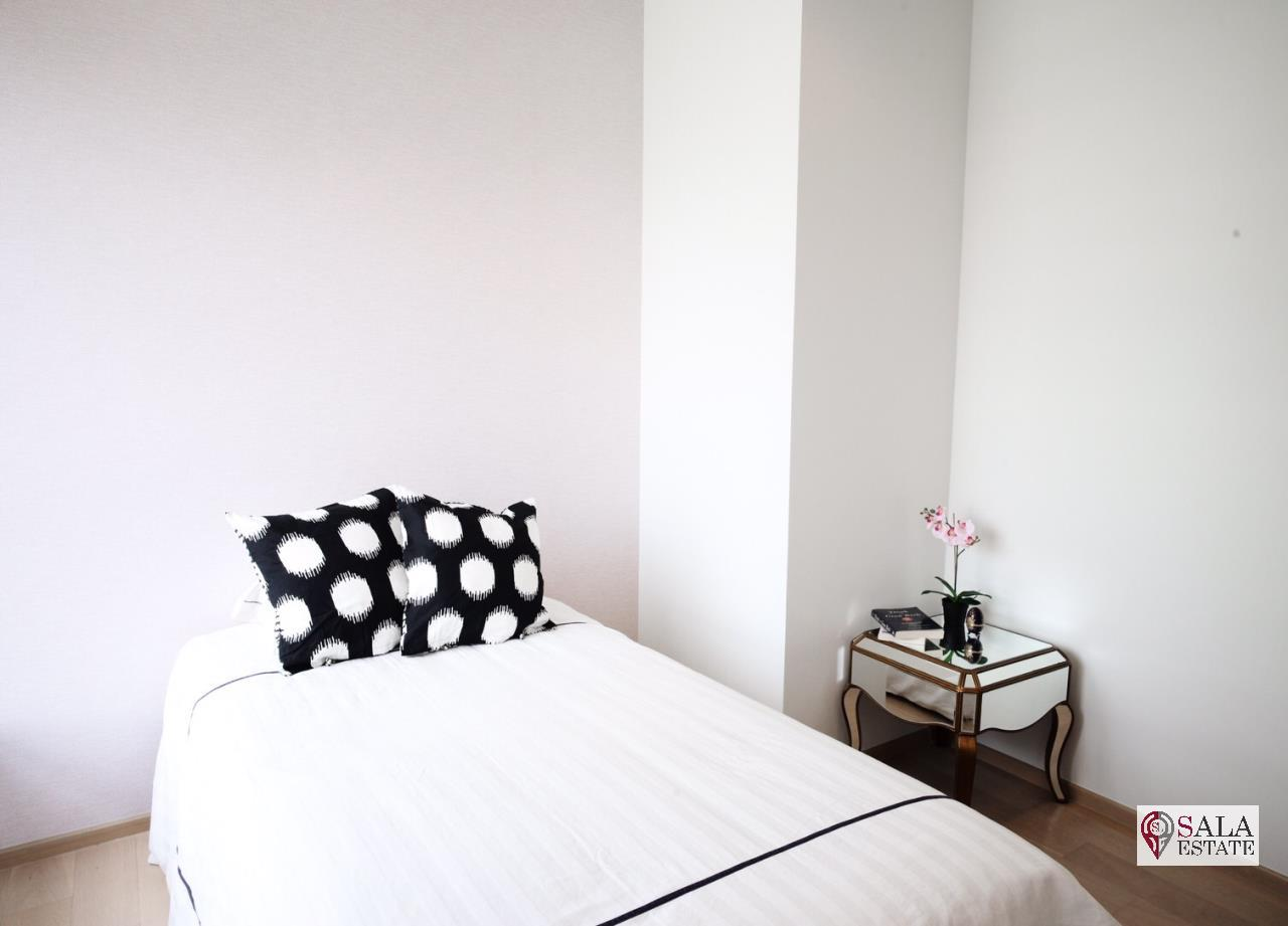 SALA ESTATE Agency's (FOR RENT)HQ BY SANSIRI CONDO – BTS THONGLOR, 2BEDROOMS 2BATHROOMS, FULLY FURNISHED 11