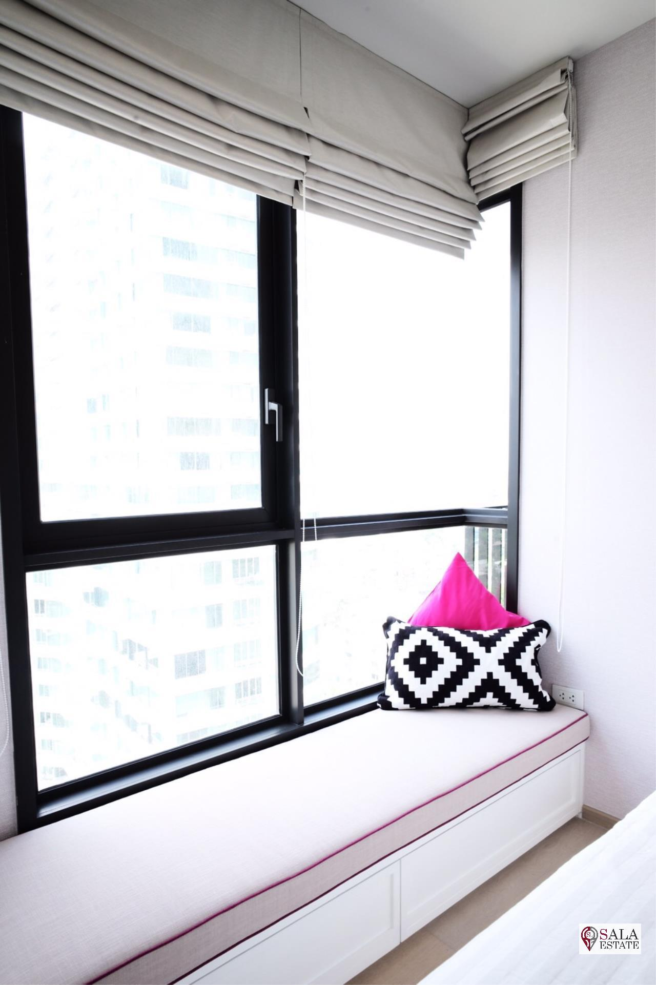 SALA ESTATE Agency's (FOR RENT)HQ BY SANSIRI CONDO – BTS THONGLOR, 2BEDROOMS 2BATHROOMS, FULLY FURNISHED 12