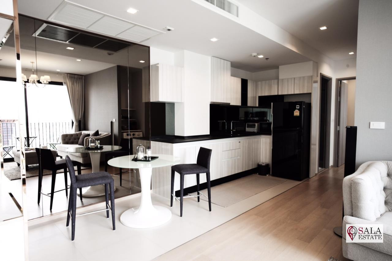 SALA ESTATE Agency's (FOR RENT)HQ BY SANSIRI CONDO – BTS THONGLOR, 2BEDROOMS 2BATHROOMS, FULLY FURNISHED 5