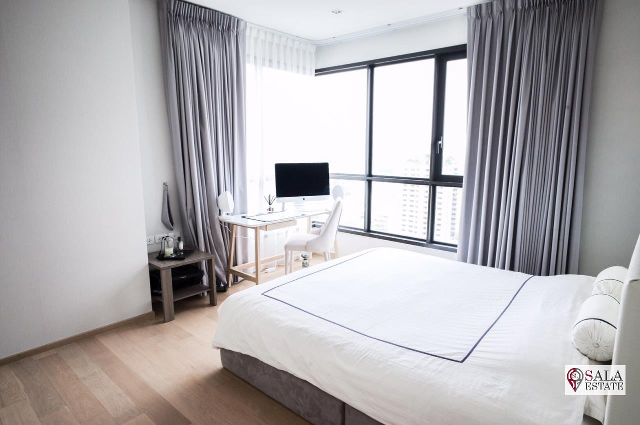SALA ESTATE Agency's (FOR RENT)HQ BY SANSIRI CONDO – BTS THONGLOR, 2BEDROOMS 2BATHROOMS, FULLY FURNISHED 7