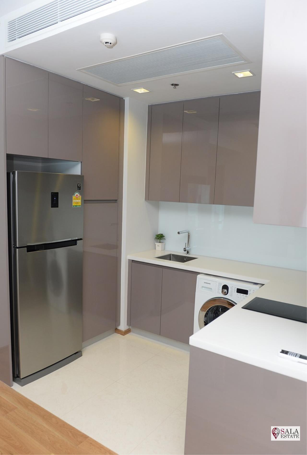 SALA ESTATE Agency's HYDE SUKHUMVIT 13 – BTS NANA,2BEDROOMS 2BATHROOMS, 4FULLY FURNISHED 8