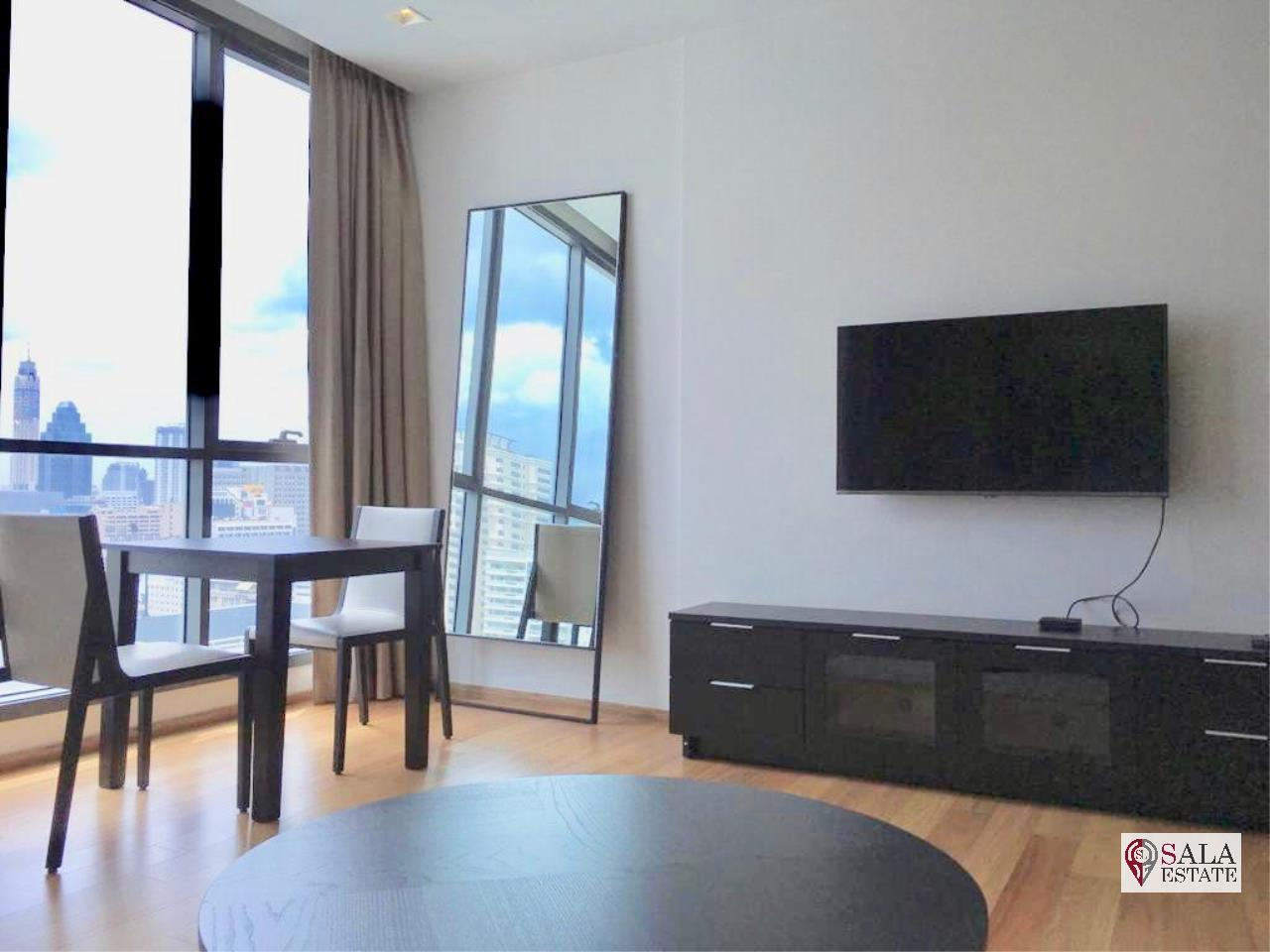 SALA ESTATE Agency's HYDE SUKHUMVIT 13 – BTS NANA,1 BEDROOM 1 BATHROOM, 4FULLY FURNISHED 1