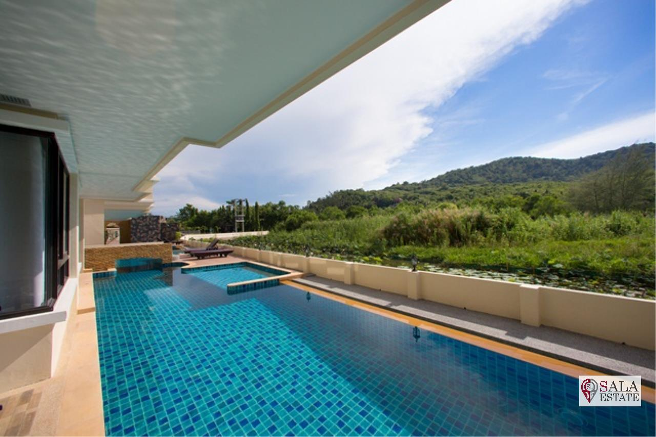 SALA ESTATE Agency's ( FOR SALE ) THE LAGO NAIHARN PHUKET – NAIHARN BRACH , 1BEDROOM 1BATHROOM, FULLY FURNISHED 13