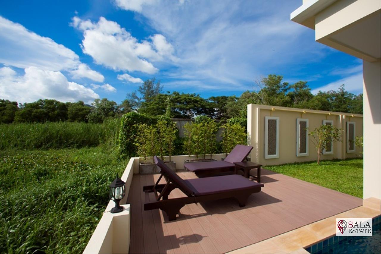 SALA ESTATE Agency's ( FOR SALE ) THE LAGO NAIHARN PHUKET – NAIHARN BRACH , 1BEDROOM 1BATHROOM, FULLY FURNISHED 10