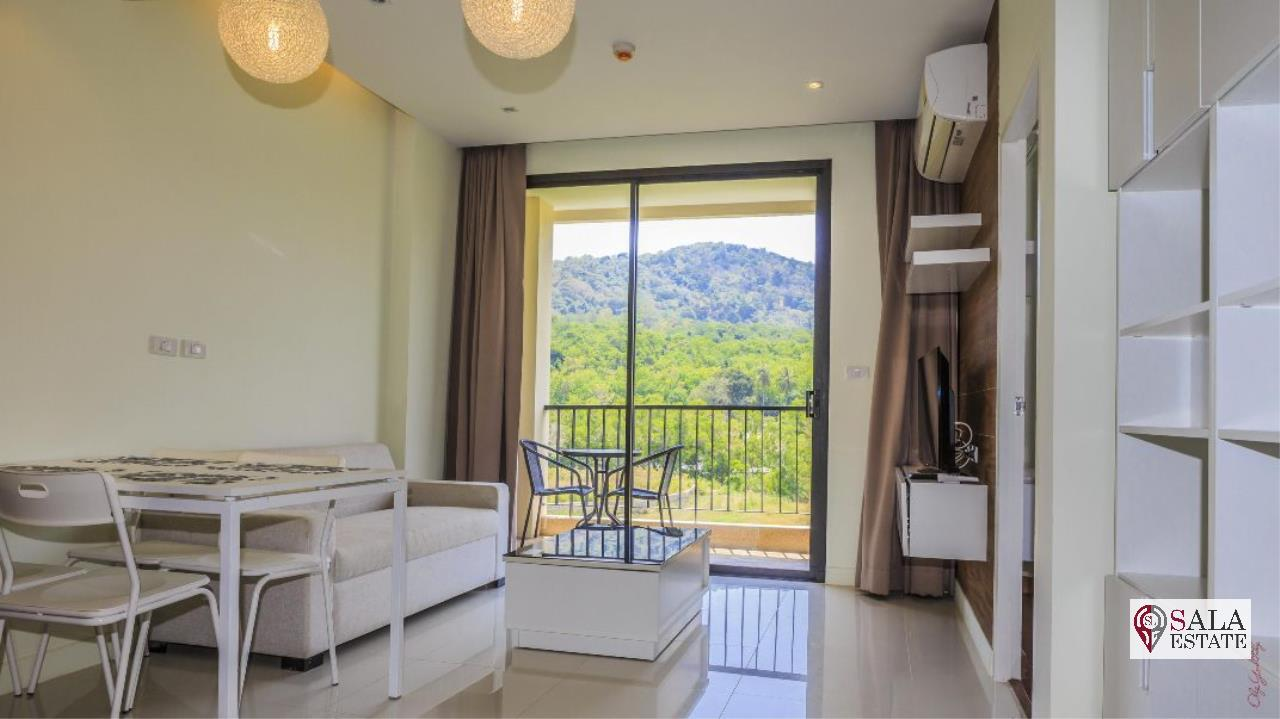 SALA ESTATE Agency's ( FOR SALE ) THE LAGO NAIHARN PHUKET – NAIHARN BRACH , 1BEDROOM 1BATHROOM, FULLY FURNISHED 7