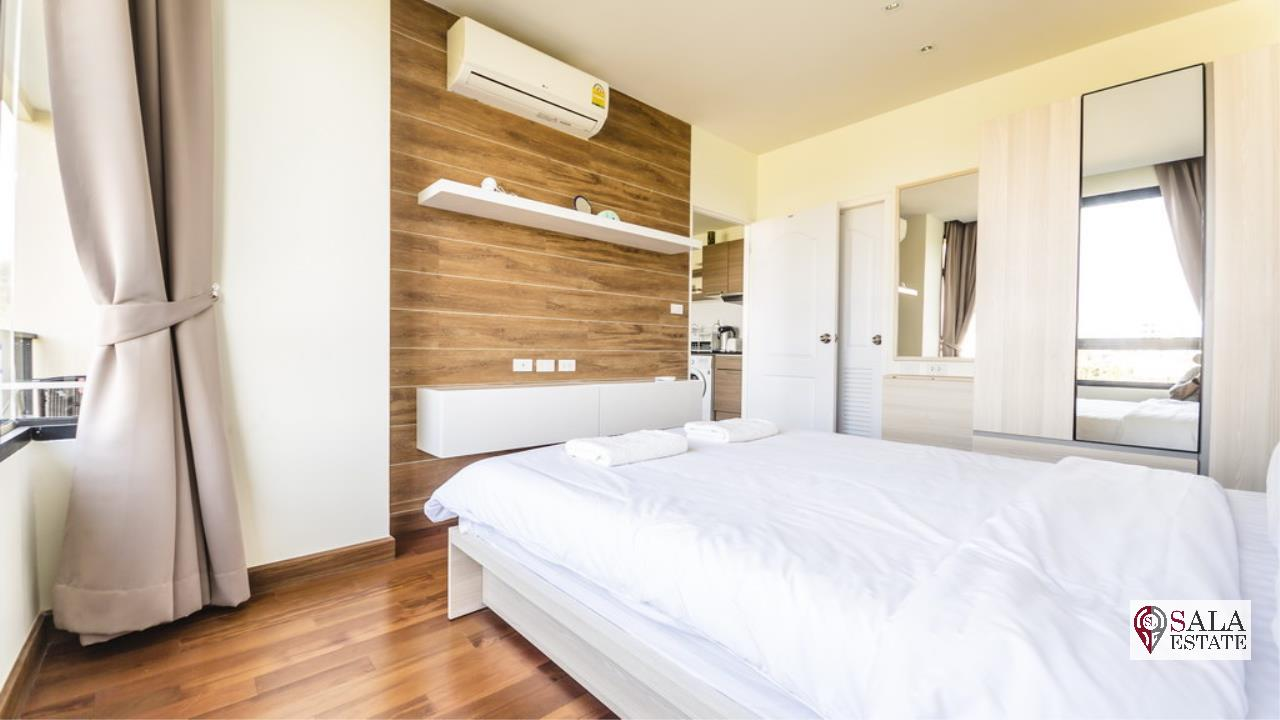 SALA ESTATE Agency's ( FOR SALE ) THE LAGO NAIHARN PHUKET – NAIHARN BRACH , 1BEDROOM 1BATHROOM, FULLY FURNISHED 3
