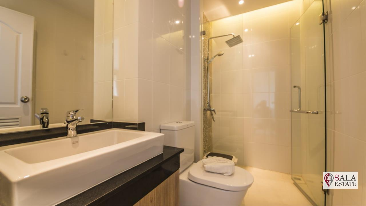 SALA ESTATE Agency's ( FOR SALE ) THE LAGO NAIHARN PHUKET – NAIHARN BRACH , 1BEDROOM 1BATHROOM, FULLY FURNISHED 8