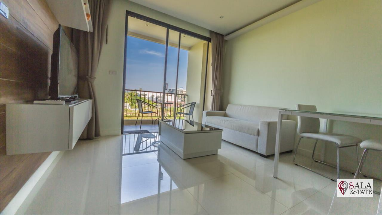 SALA ESTATE Agency's ( FOR SALE ) THE LAGO NAIHARN PHUKET – NAIHARN BRACH , 1BEDROOM 1BATHROOM, FULLY FURNISHED 5