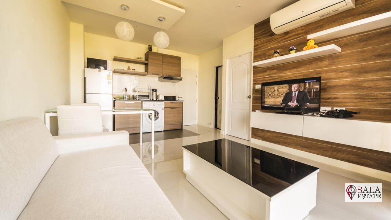 SALA ESTATE Agency's ( FOR SALE ) THE LAGO NAIHARN PHUKET – NAIHARN BRACH , 1BEDROOM 1BATHROOM, FULLY FURNISHED 4