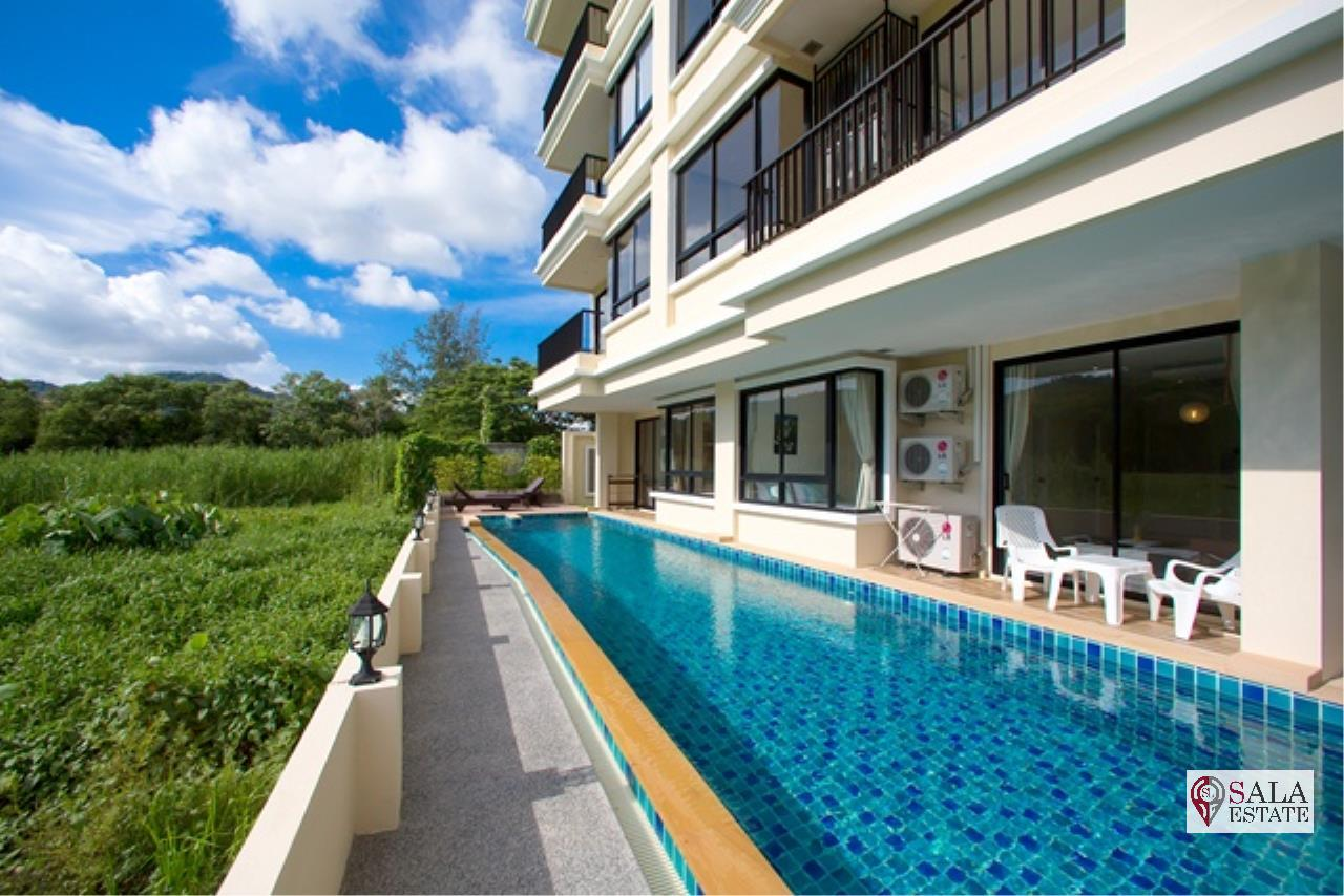 SALA ESTATE Agency's ( FOR SALE ) THE LAGO NAIHARN PHUKET – NAIHARN BRACH , 2BEDROOM 2BATHROOM, FULLY FURNISHED 7