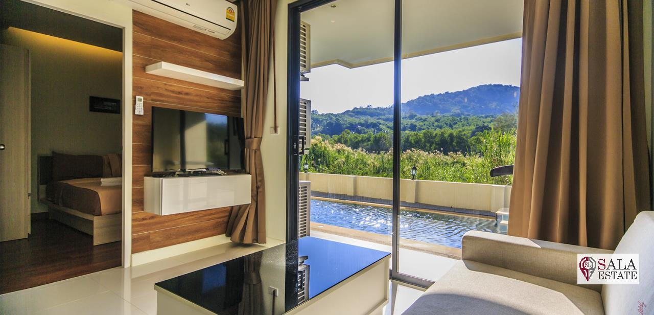 SALA ESTATE Agency's (FOR SALE) THE LAGO NAIHARN PHUKET, 1 BEDROOM, 1 BATHROOM, FULLY FURNISHED 2