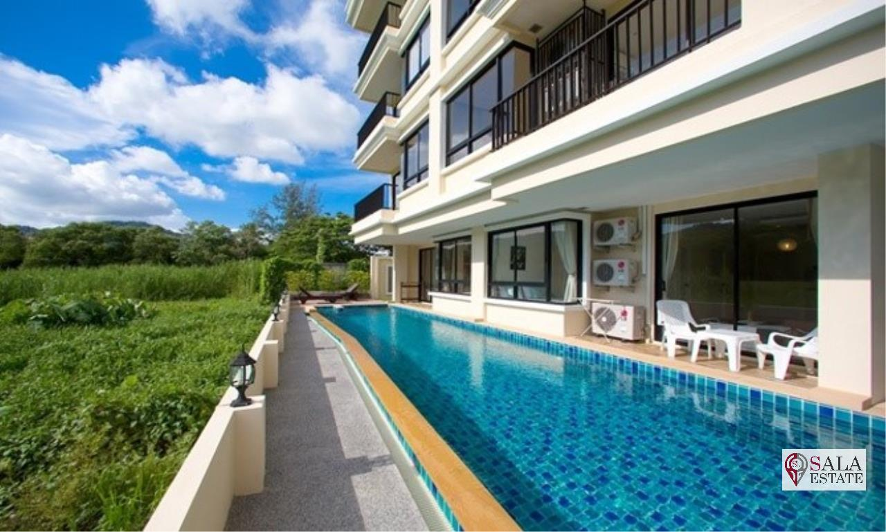 SALA ESTATE Agency's (FOR SALE) THE LAGO NAIHARN PHUKET, 1 BEDROOM, 1 BATHROOM, FULLY FURNISHED 6