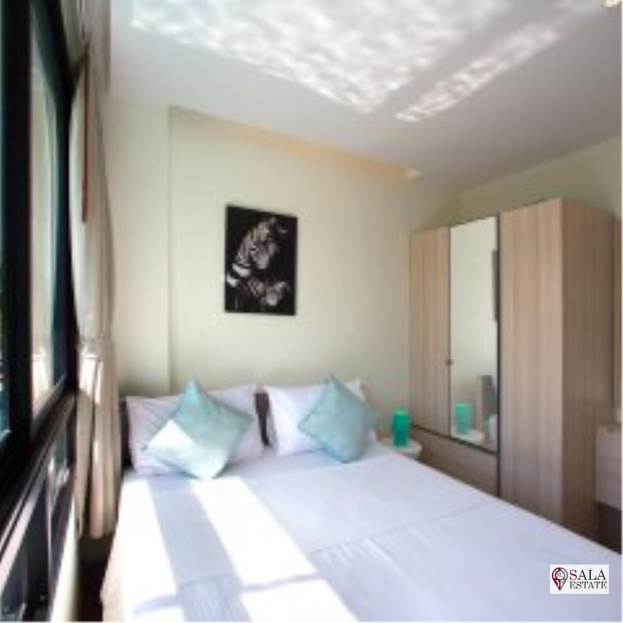 SALA ESTATE Agency's (FOR SALE) THE LAGO NAIHARN PHUKET, 2 BEDROOMS, 2 BATHROOMS, FULLY FURNISHED 4