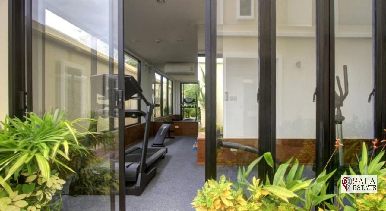 SALA ESTATE Agency's (FOR SALE) THE LAGO NAIHARN PHUKET, 2 BEDROOMS, 2 BATHROOMS, FULLY FURNISHED 6