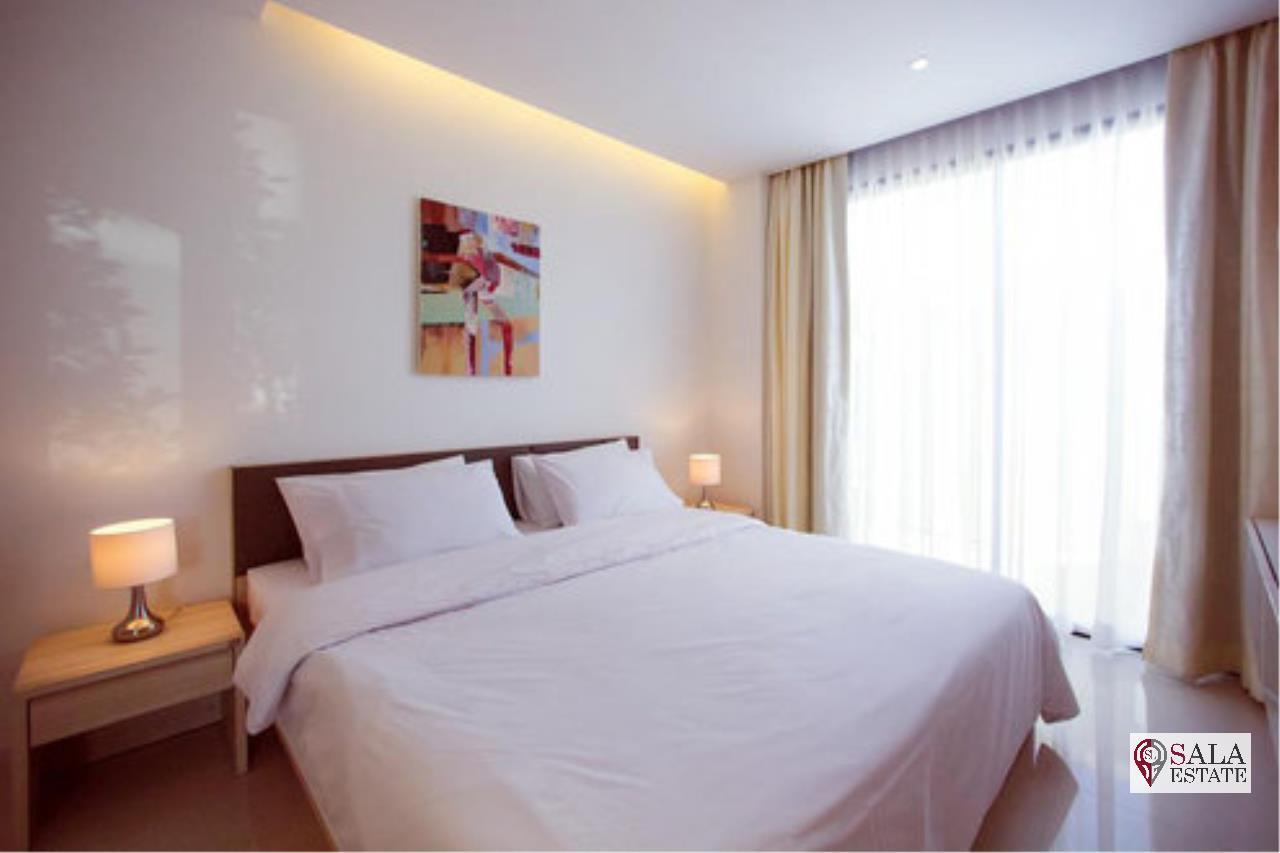 SALA ESTATE Agency's (FOR SALE) THE LAGO NAIHARN PHUKET, 2 BEDROOMS, 2 BATHROOMS, FULLY FURNISHED 1
