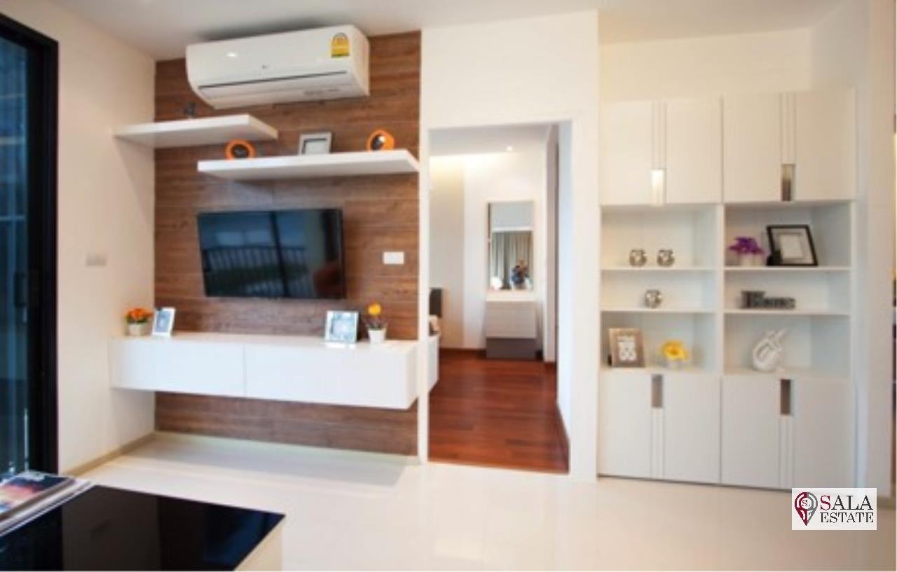 SALA ESTATE Agency's (FOR SALE) THE LAGO NAIHARN PHUKET, 2 BEDROOMS, 2 BATHROOMS, FULLY FURNISHED 2