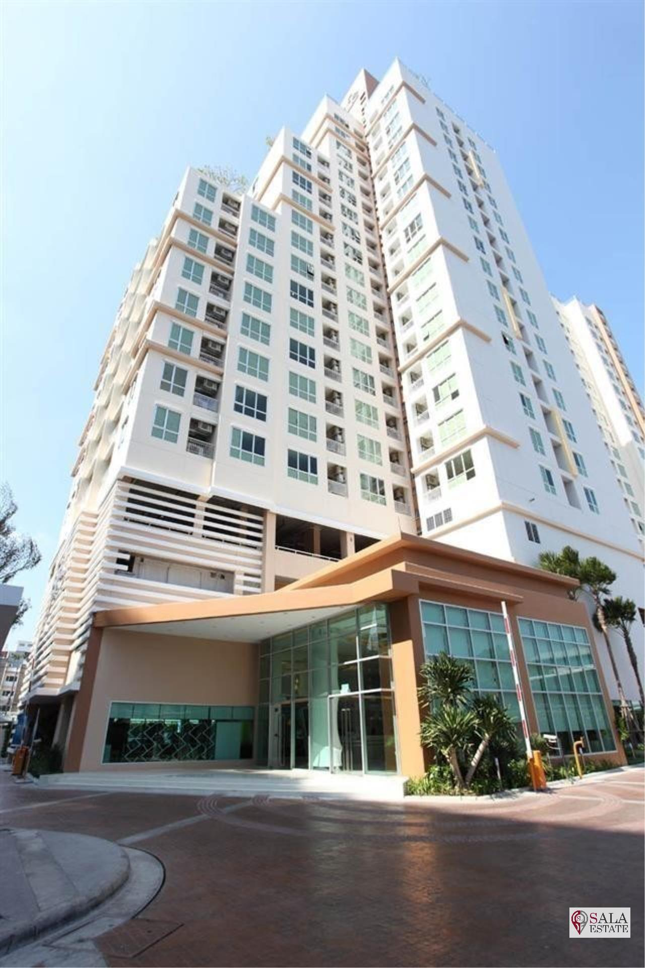 SALA ESTATE Agency's (FOR RENT) LIFE@RATCHADA HUAYKHWANG – MRT HUAI KHWANG,1BEDROOM 1 BATHROOM, FULLY FURNISHED 1