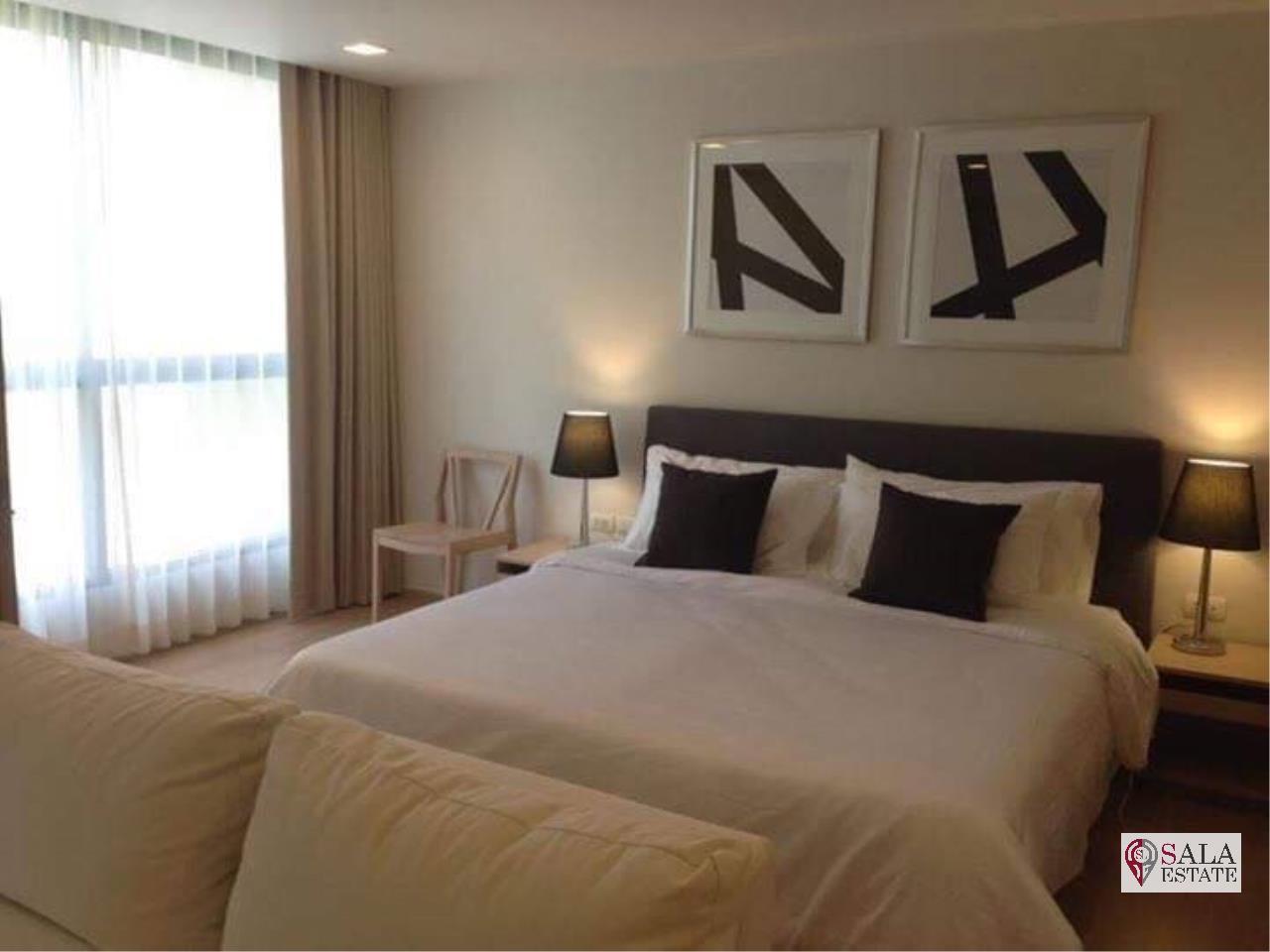 SALA ESTATE Agency's (FOR RENT) LIV@49 – BTS PHROM PHONG, 1 BEDROOM 1 BATHROOM, FULLY FURNISHED, CITY VIEW 3
