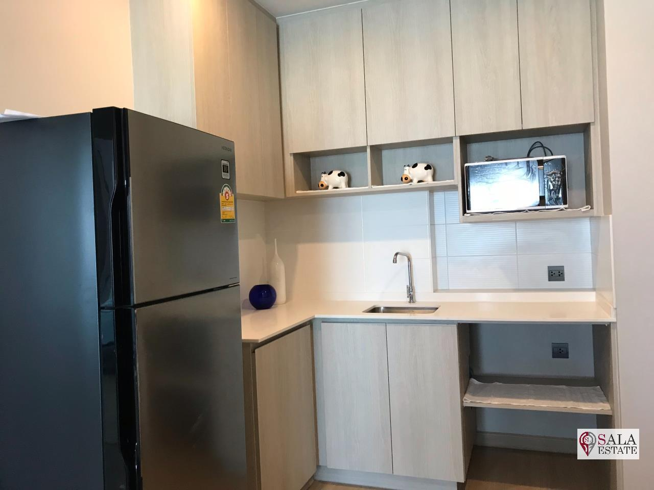 SALA ESTATE Agency's LUMPINI SUITE DINDAENG-RATCHAPRAROP – BTS VICTORY MONUMENT, 2 BEDROOM 1 BATHROOM, FULLY FURNISHED, CITY VIEW 6