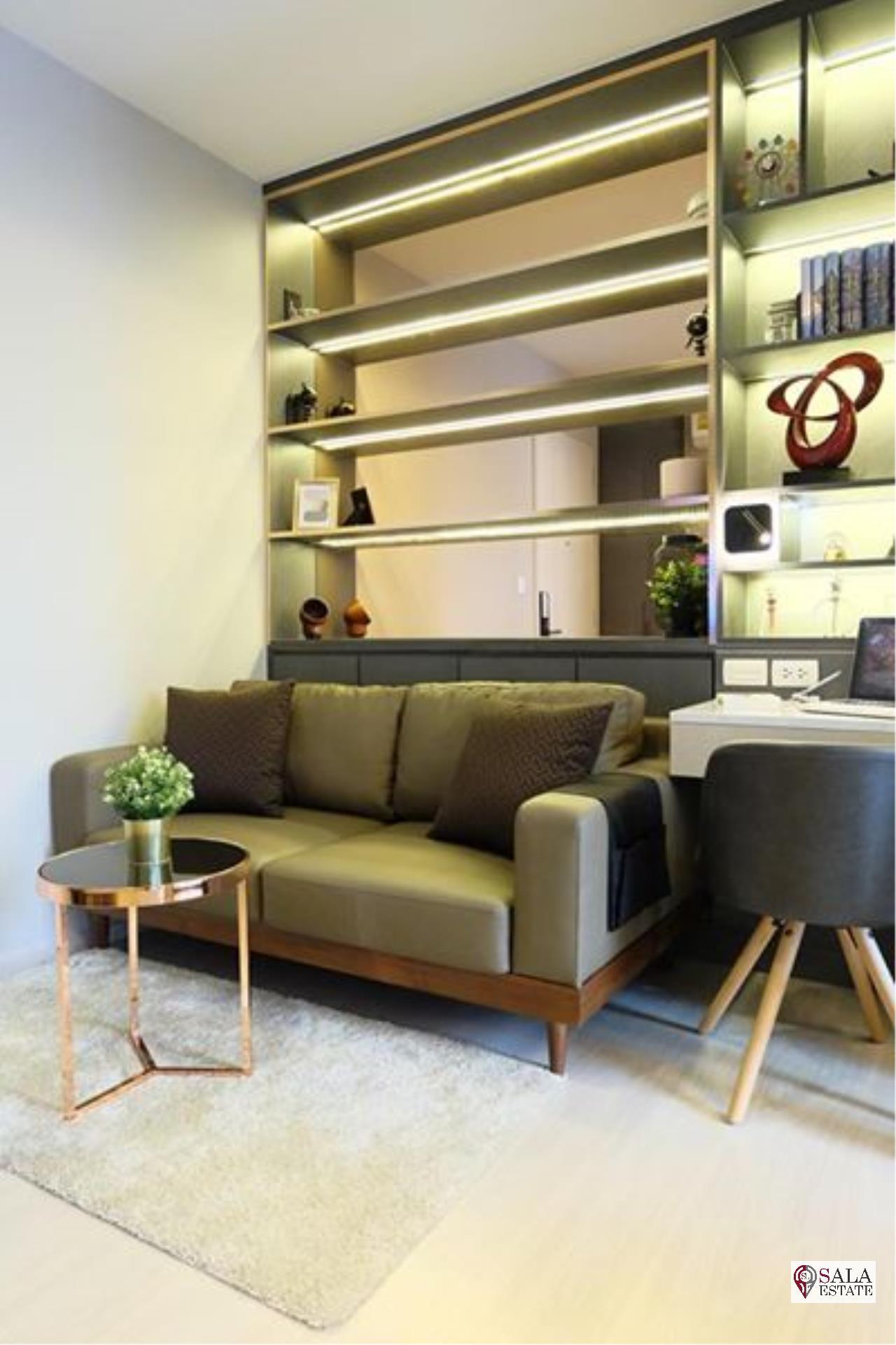 SALA ESTATE Agency's LIFE SUKHUMVIT 48 – BTS PHRA KHANONG 2