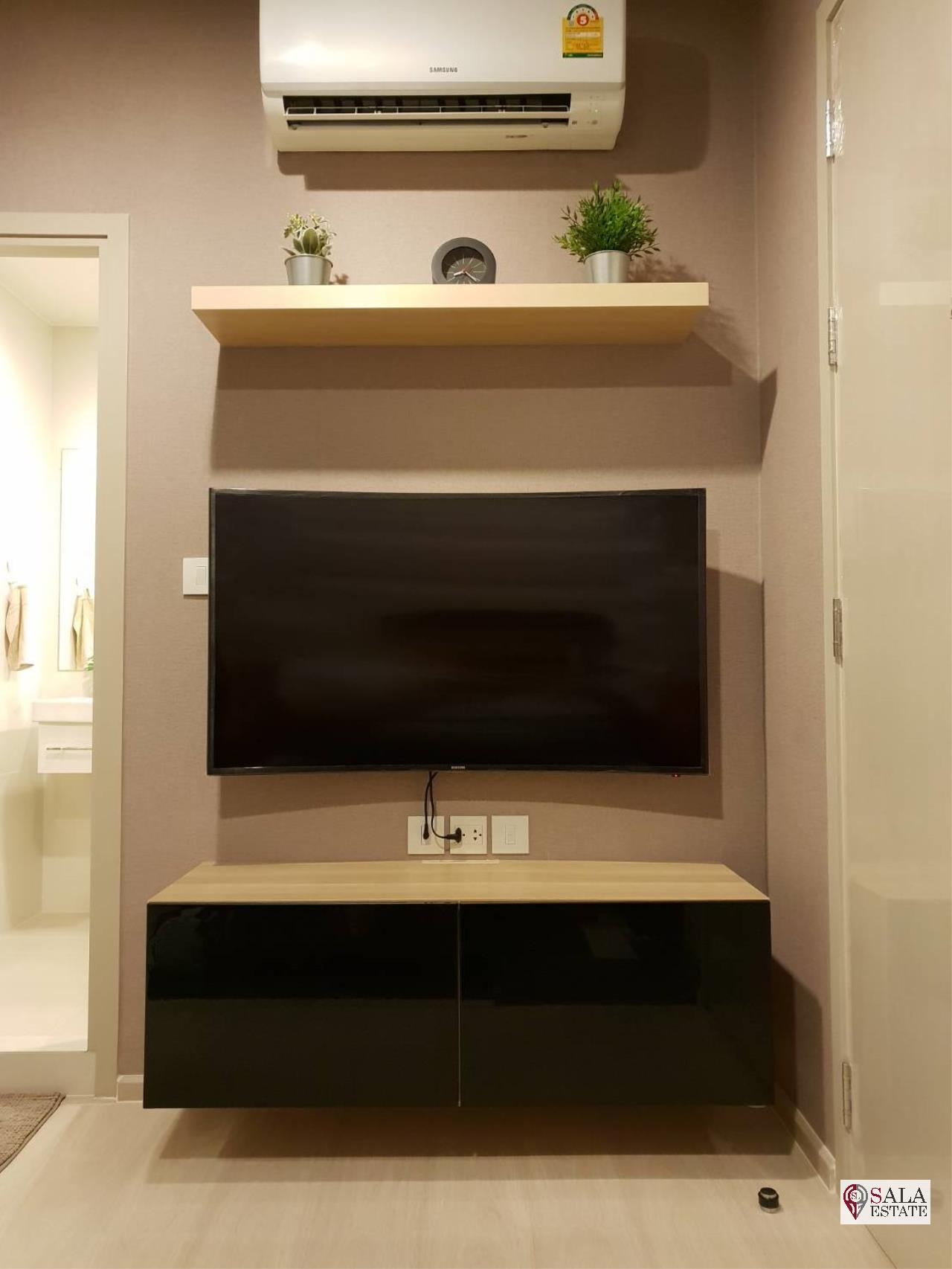 SALA ESTATE Agency's ( SELL WITH TENANT ) LIFE SUKHUMVIT 48 – BTS PHRA KHANONG, 1 BEDROOM  BATHROOM 6