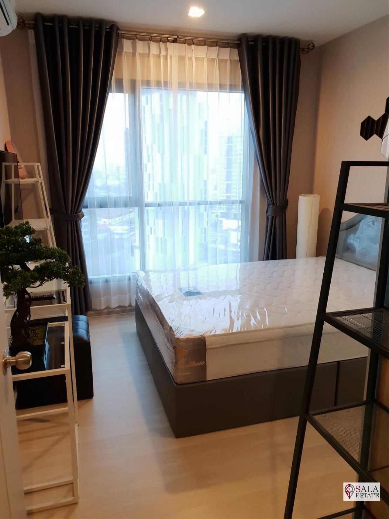 SALA ESTATE Agency's ( SELL WITH TENANT ) LIFE SUKHUMVIT 48 – BTS PHRA KHANONG, 1 BEDROOM  BATHROOM 5