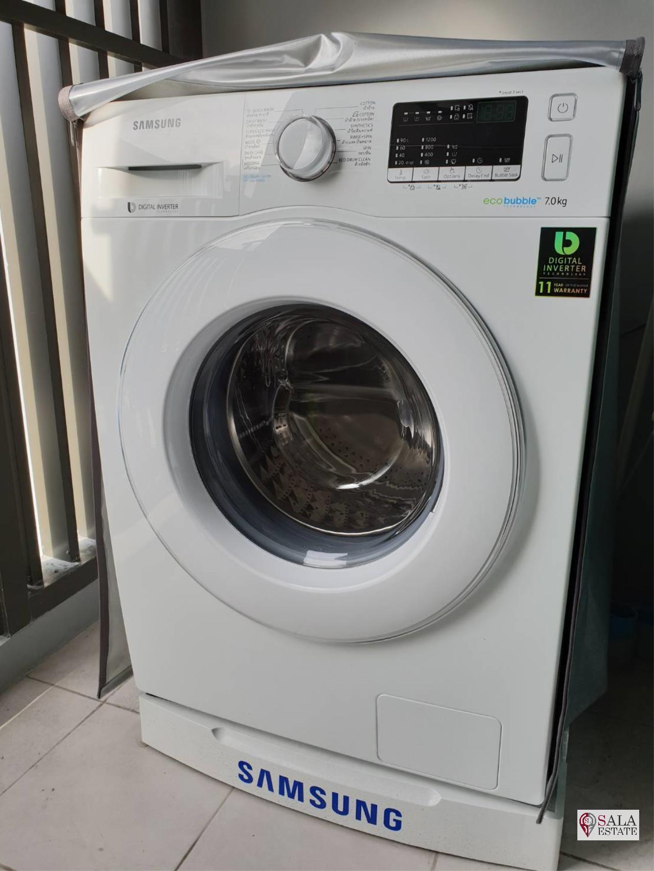 SALA ESTATE Agency's ( SELL WITH TENANT ) LIFE SUKHUMVIT 48 – BTS PHRA KHANONG, 1 BEDROOM  BATHROOM 11