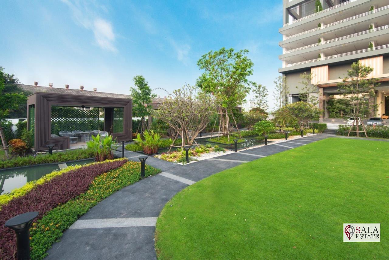 SALA ESTATE Agency's MENAM RESIDENCES-RIVERSIDE, 3 Bedroom 3 Bathroom, Fully furnished, River View 6