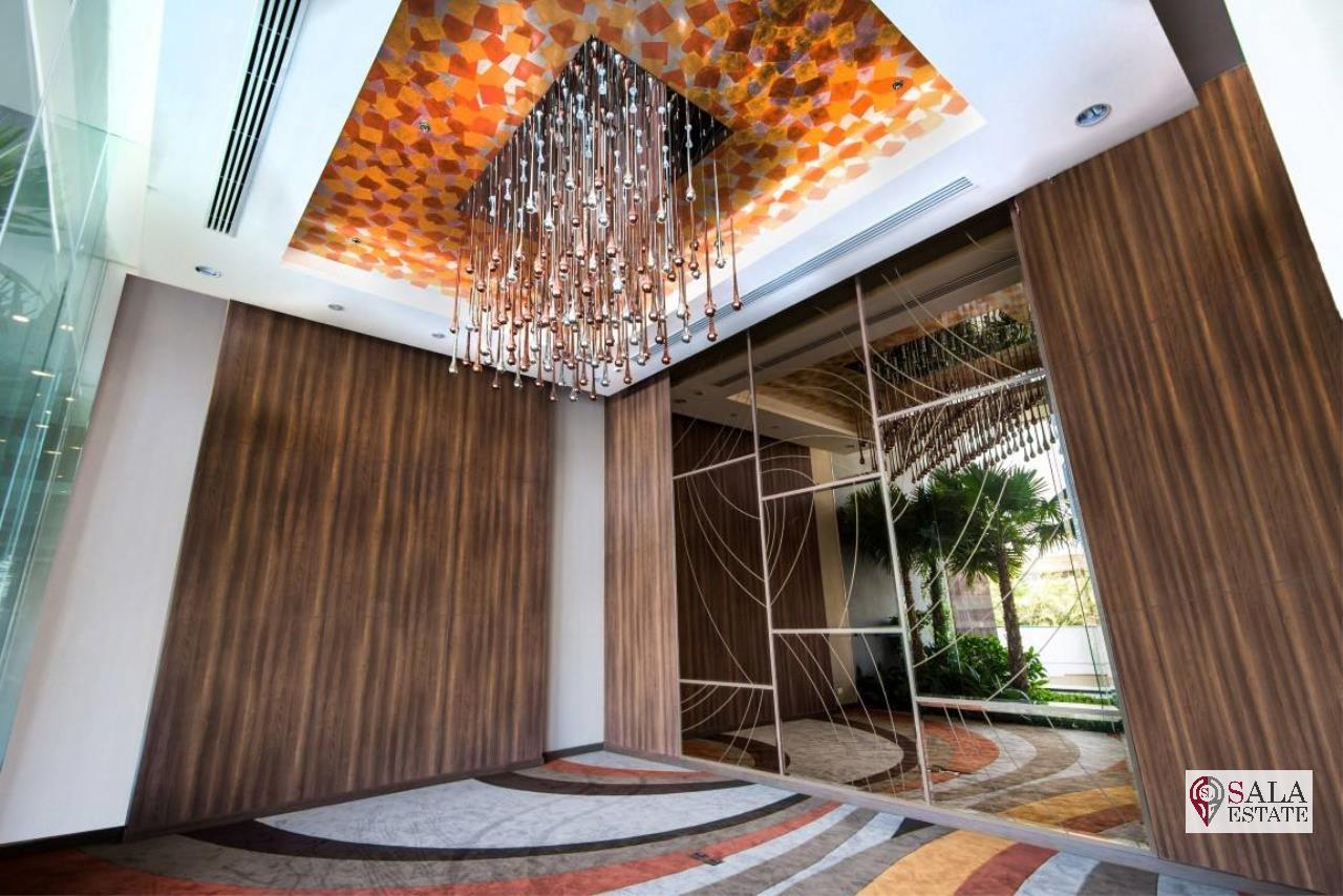 SALA ESTATE Agency's MENAM RESIDENCES-RIVERSIDE, 3 Bedroom 3 Bathroom, Fully furnished, River View 4