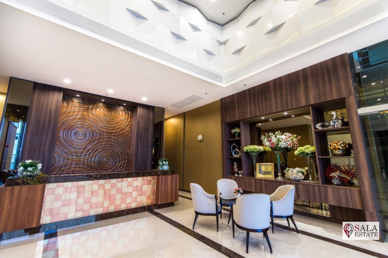 SALA ESTATE Agency's MENAM RESIDENCES-RIVERSIDE, 3 Bedroom 3 Bathroom, Fully furnished, River View 3