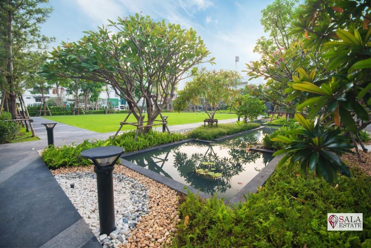 SALA ESTATE Agency's MENAM RESIDENCES-RIVERSIDE, 3 Bedroom 3 Bathroom, Fully furnished, River View 7
