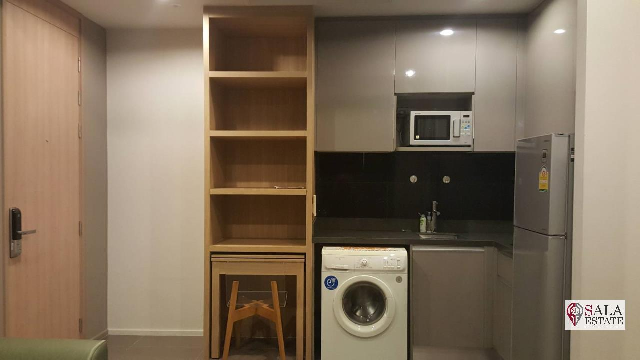 SALA ESTATE Agency's (FOR RENT) M LADPRAO – MRT PHAHON YOTHIN 1BEDROOM 1BATHROOM PET ALLOW 5