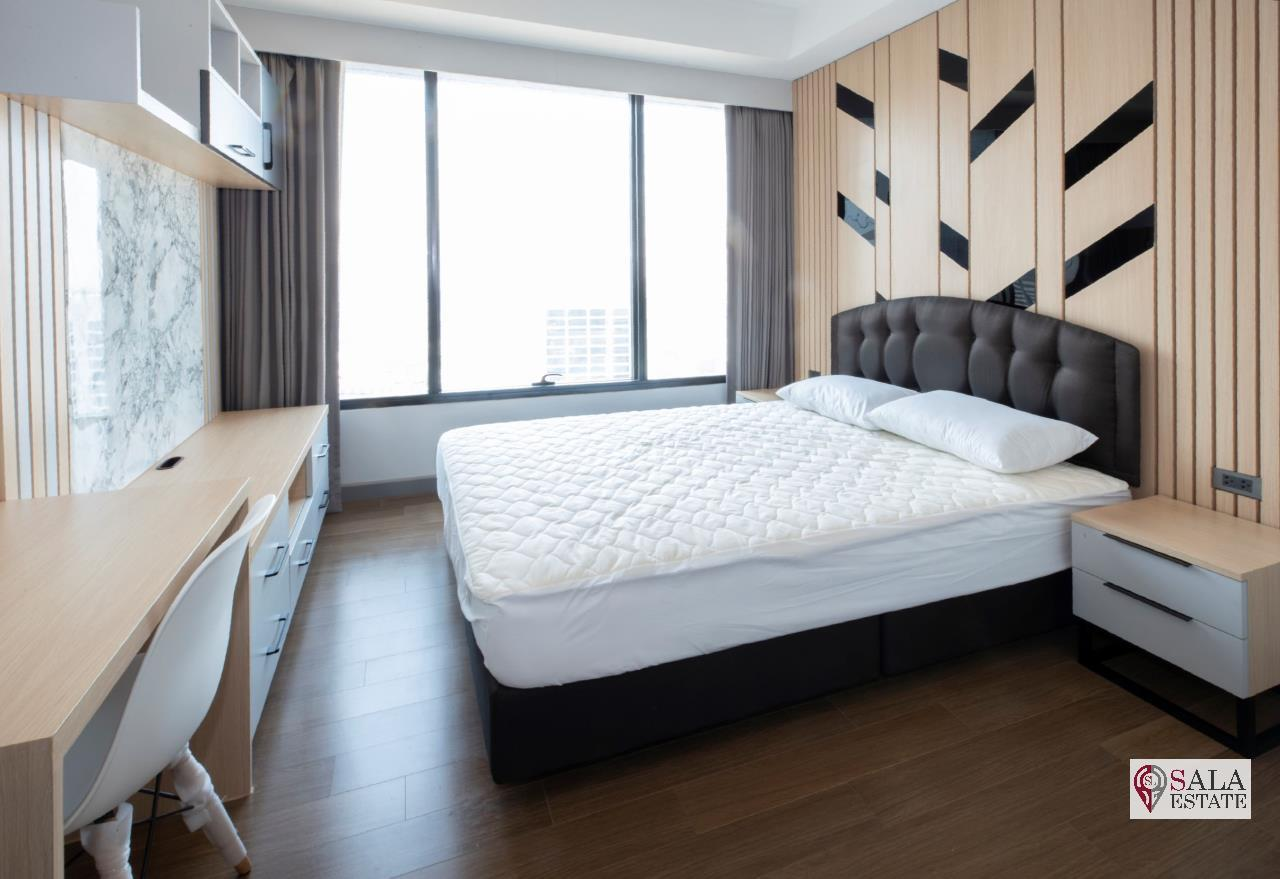 SALA ESTATE Agency's M SILOM – BTS CHONG NONSI,CITY VIEW, 2 Bedrooms 2 Bathrooms, Fully Furnished 2