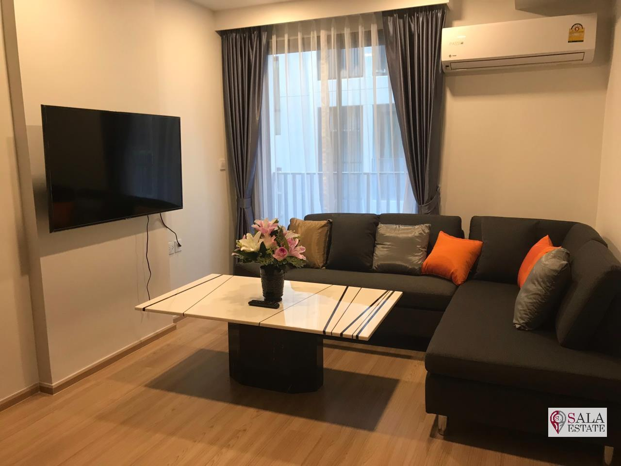 SALA ESTATE Agency's MAESTRO 07 VICTORY MONUMENT – BTS VICTORY MONUMENT, 2 BEDROOM 1 BATHROOM, FULLY FURNISHED, CITY VIEW 1