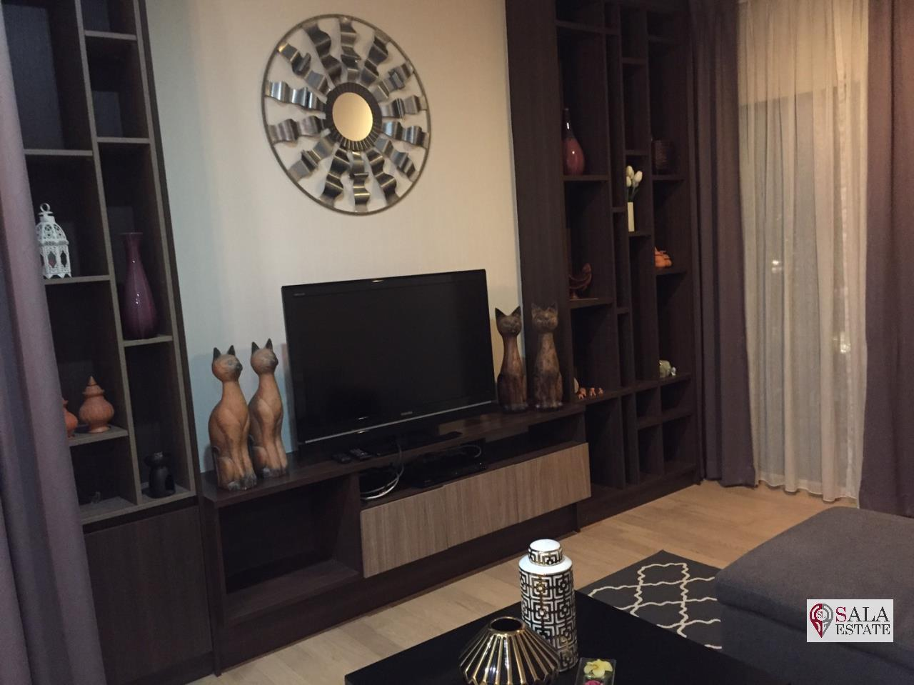 SALA ESTATE Agency's (FOR RENT/SALE) NOBLE REFINE – BTS PHROM PHONG, 2 BEDROOMS 2 BATHROOMS, FULLY FURNISHED 7