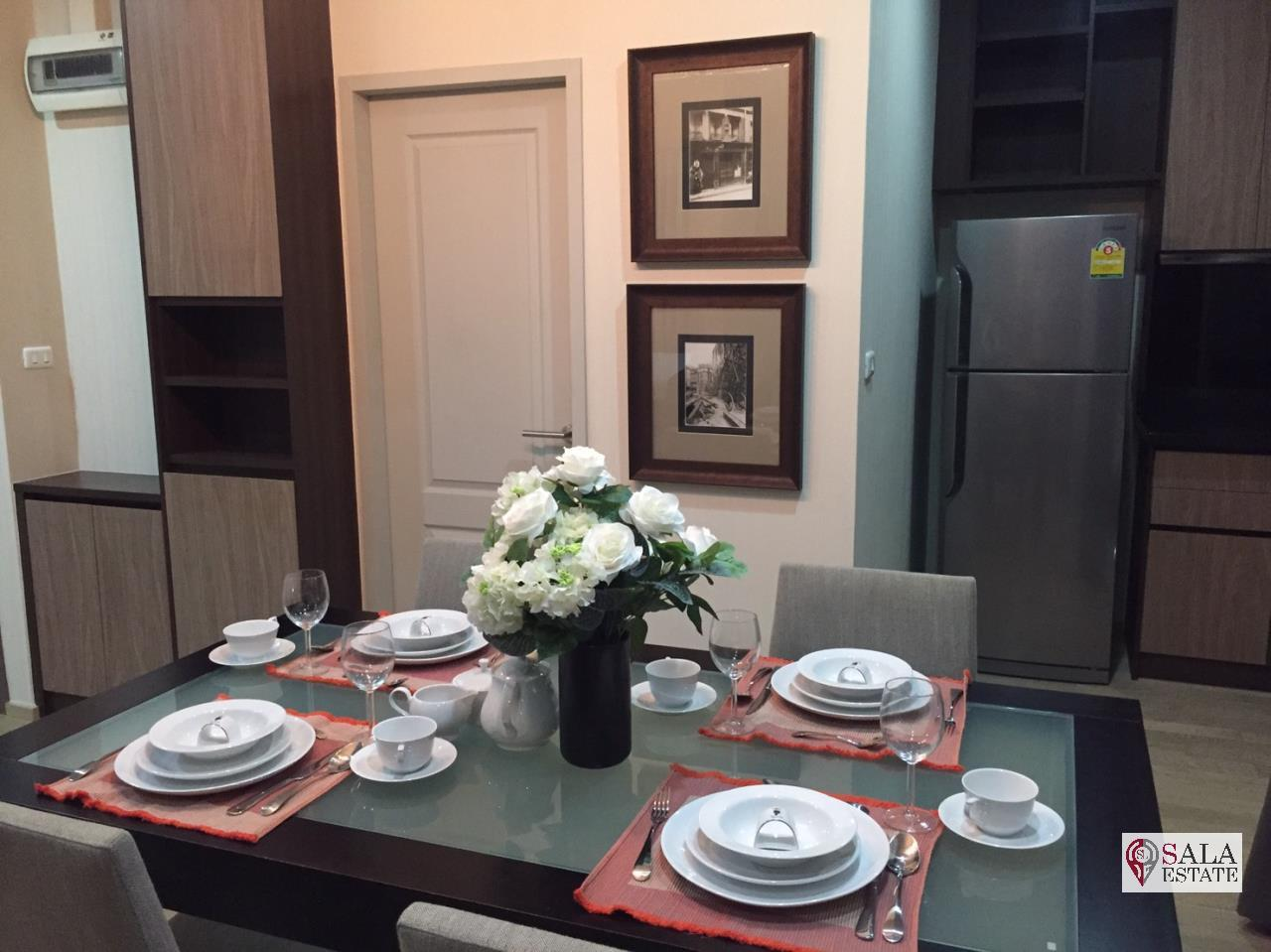 SALA ESTATE Agency's (FOR RENT/SALE) NOBLE REFINE – BTS PHROM PHONG, 2 BEDROOMS 2 BATHROOMS, FULLY FURNISHED 10