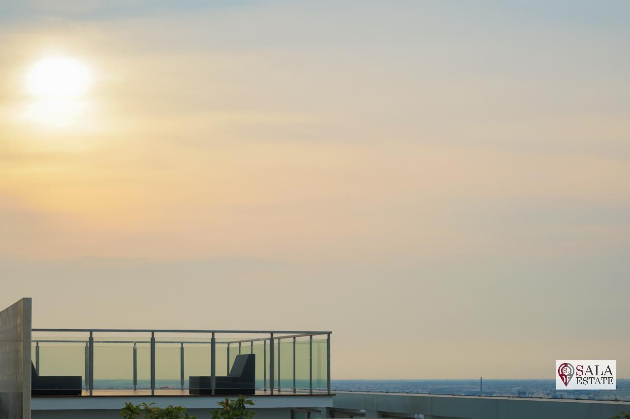 SALA ESTATE Agency's ( FOR SALE ) KNIGHTSBRIDGE SKY RIVER OCEAN – BTS PAK NAM, PENTHOUSES TYPE, RIVER VIEW 19