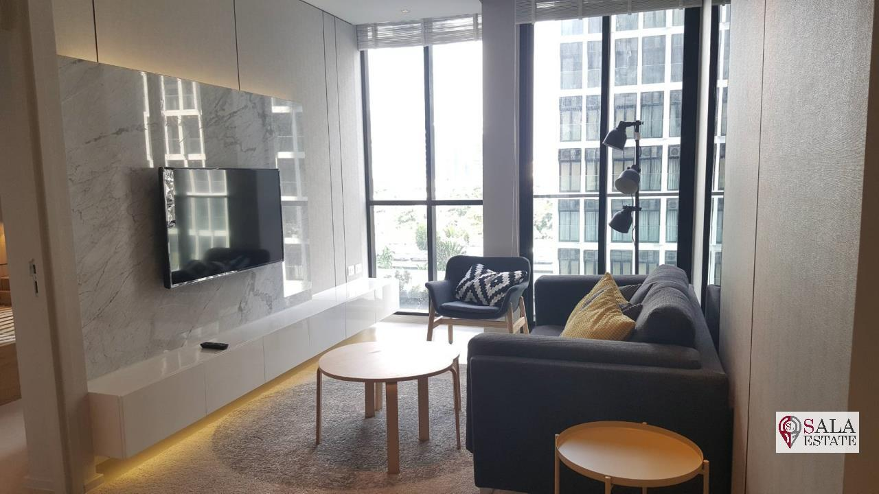SALA ESTATE Agency's NOBLE PLOEN CHIT – BTS PLOEN CHIT 1