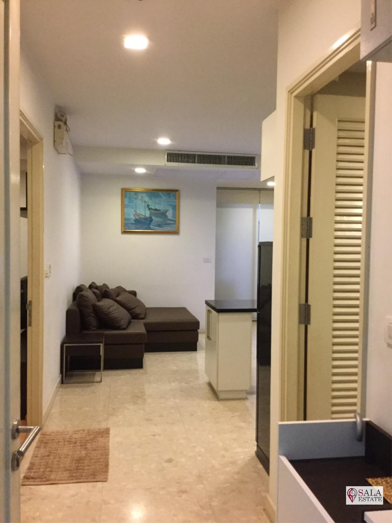 SALA ESTATE Agency's NUSASIRI – BTS EKKAMAI, 2 Bedroom 1 Bathroom, Fully furnished, City View 7