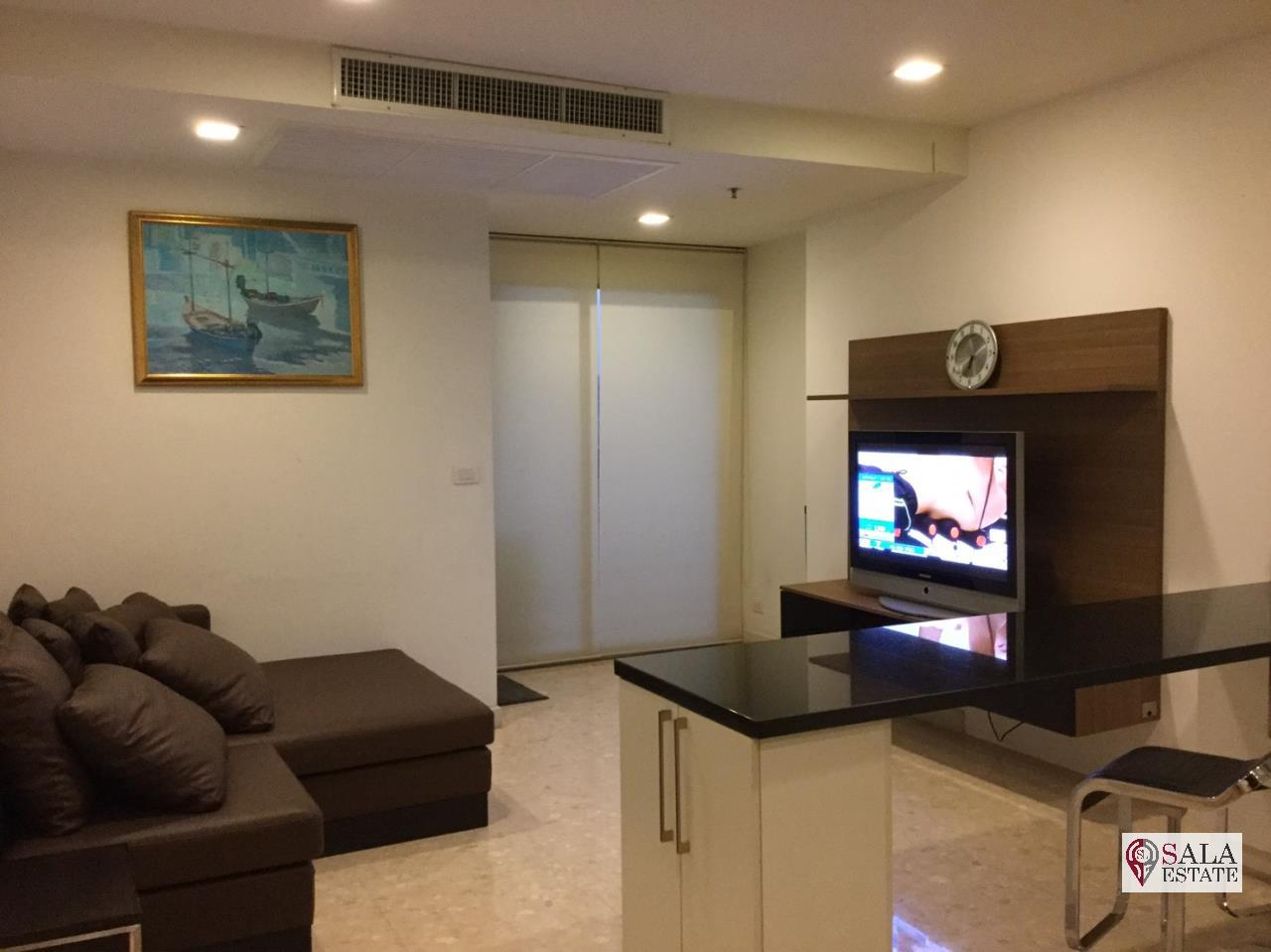 SALA ESTATE Agency's NUSASIRI – BTS EKKAMAI, 2 Bedroom 1 Bathroom, Fully furnished, City View 5