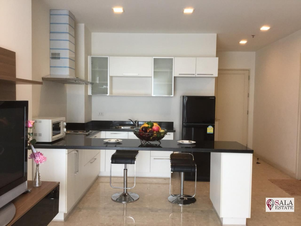 SALA ESTATE Agency's NUSASIRI – BTS EKKAMAI, 2 Bedroom 1 Bathroom, Fully furnished, City View 6