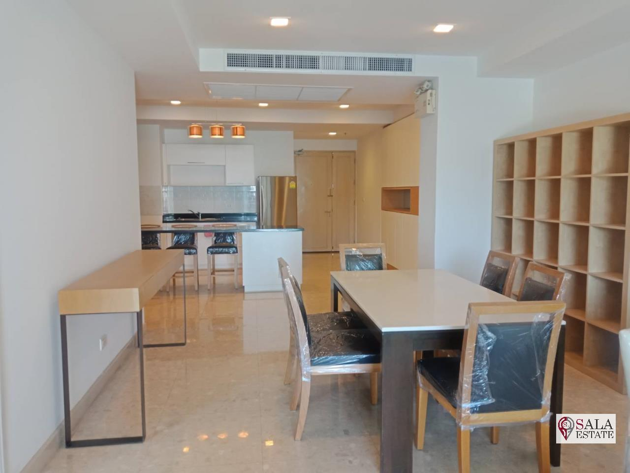 SALA ESTATE Agency's NUSASIRI – BTS EKKAMAI, 2BEDROOMS 3BATHROOMS , FULLY FURNISHED, CITY VIEW 2