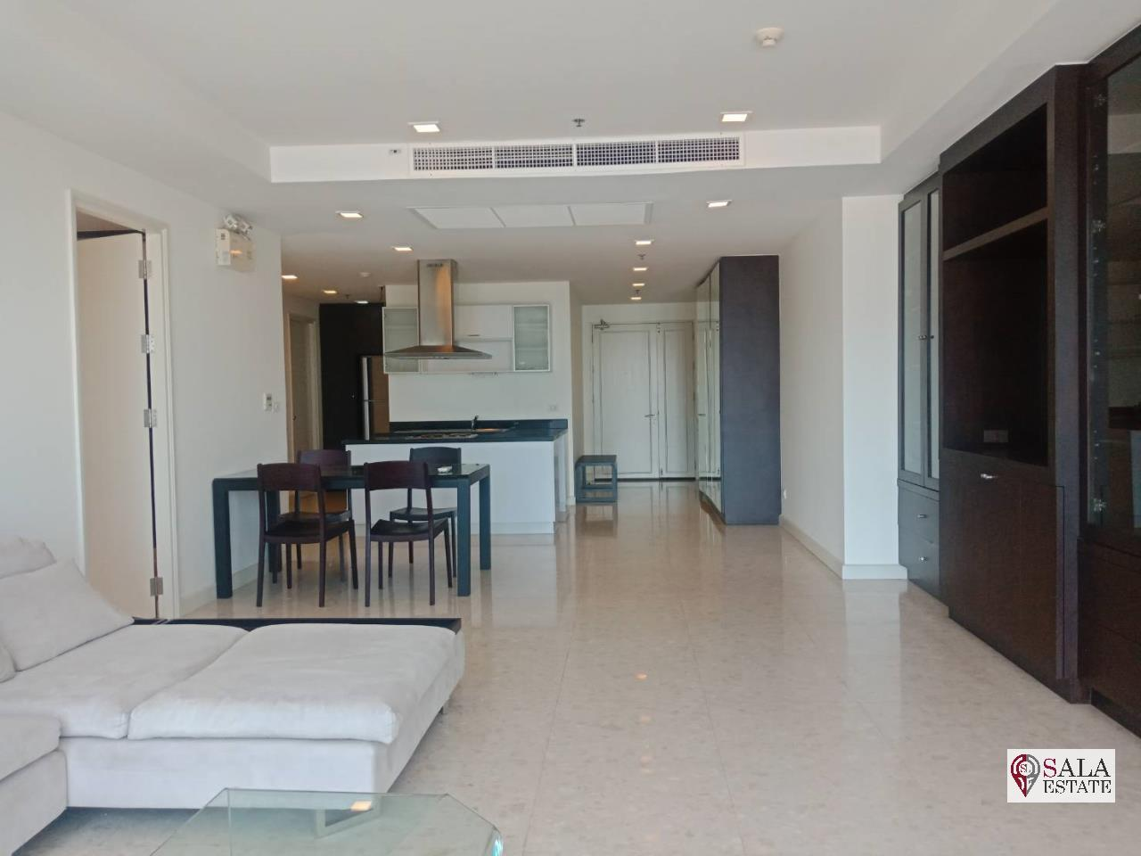 SALA ESTATE Agency's NUSASIRI – BTS EKKAMAI, 3BEDROOMS 2BATHROOMS , FULLY FURNISHED, CITY VIEW 1
