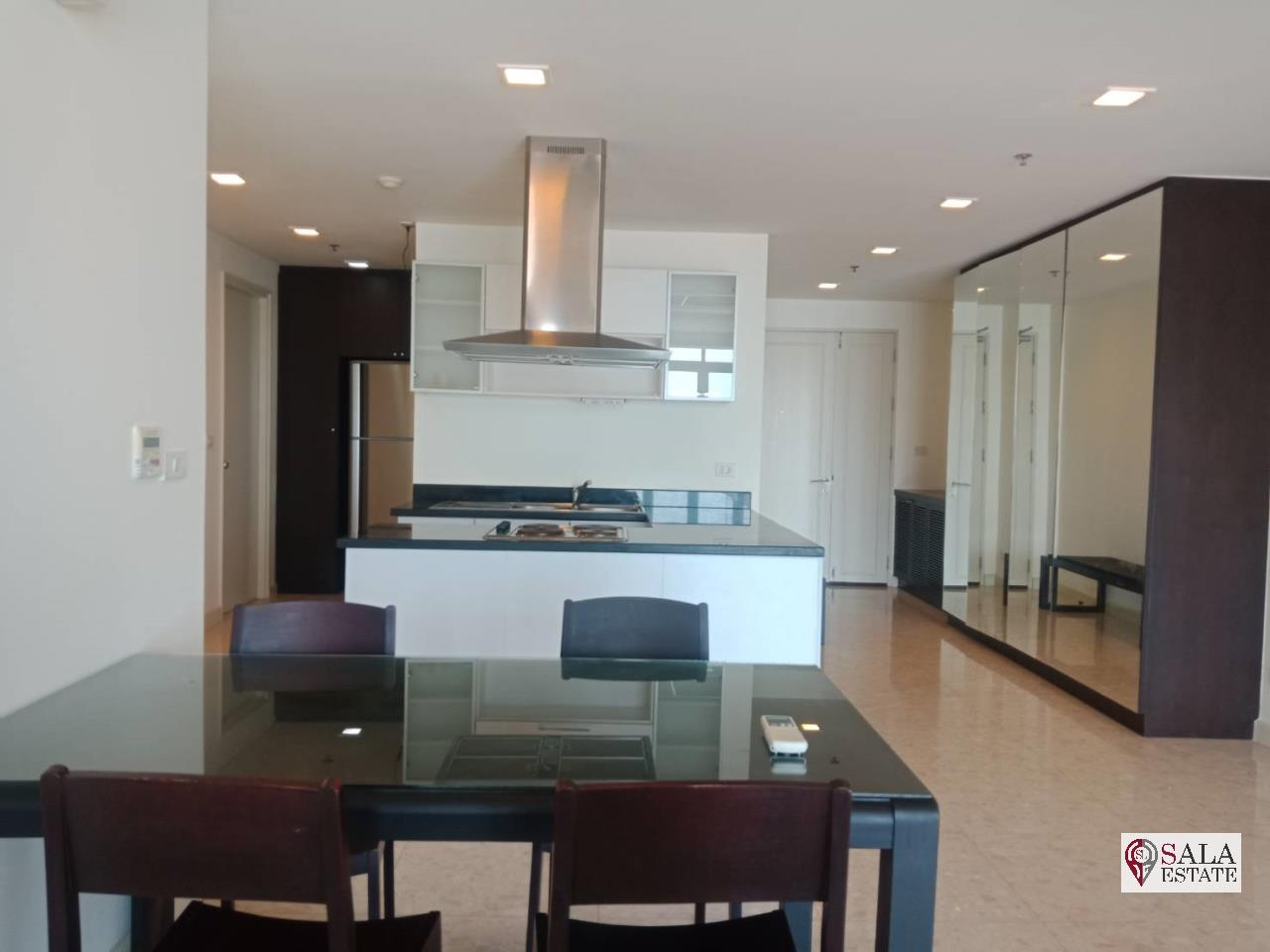 SALA ESTATE Agency's NUSASIRI – BTS EKKAMAI, 3BEDROOMS 2BATHROOMS , FULLY FURNISHED, CITY VIEW 4