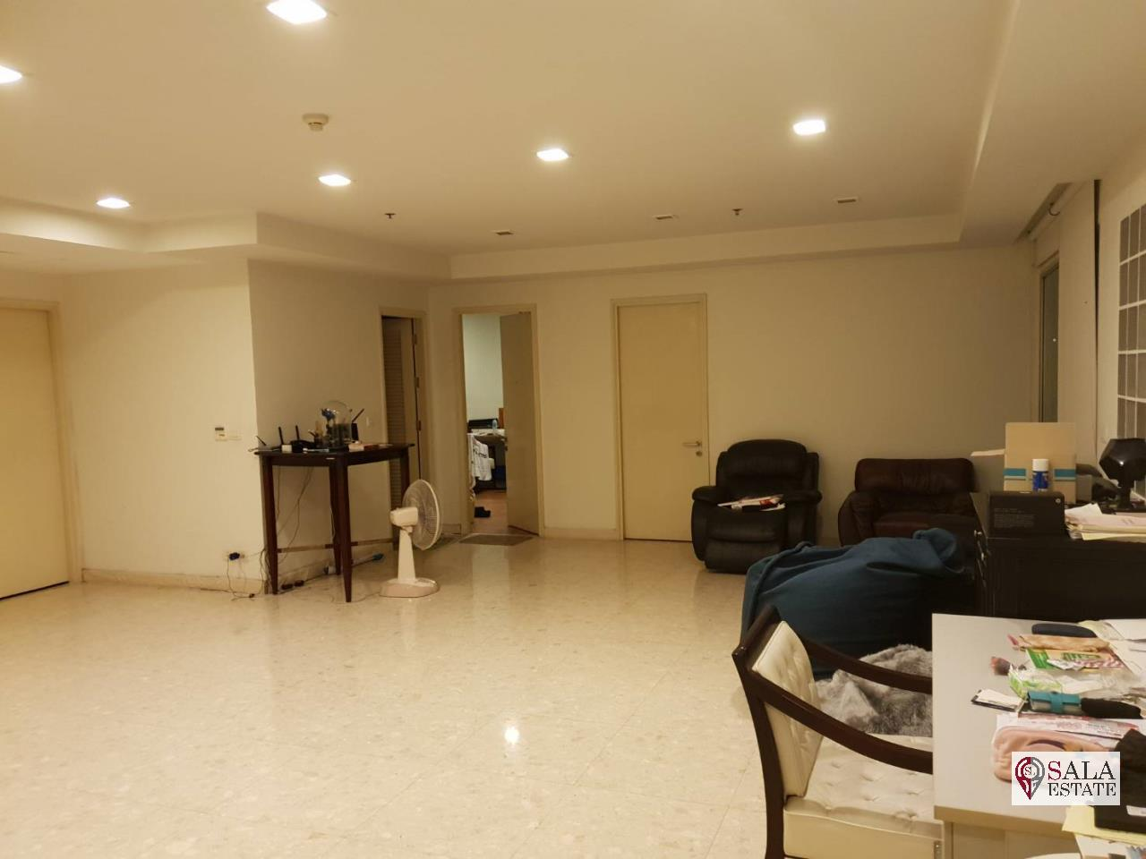 SALA ESTATE Agency's (FOR SALE)NUSASIRI – BTS EKKAMAI, 2BEDROOMS 3BATHROOMS , FULLY FURNISHED, CITY VIEW 2