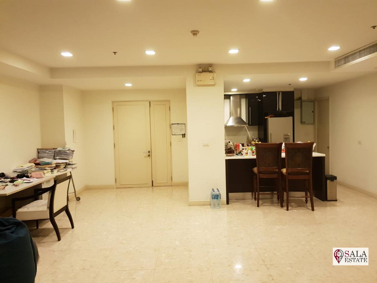 SALA ESTATE Agency's (FOR SALE)NUSASIRI – BTS EKKAMAI, 2BEDROOMS 3BATHROOMS , FULLY FURNISHED, CITY VIEW 1