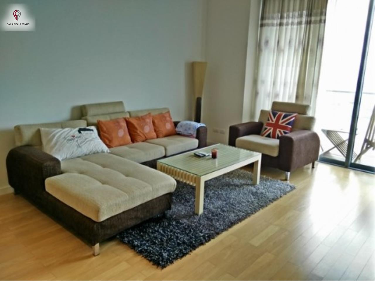SALA ESTATE Agency's ( FOR SALE ) THE PANO - 2 BEDROOMS 2 BATHROOMS, FULLY FURNISHED 2