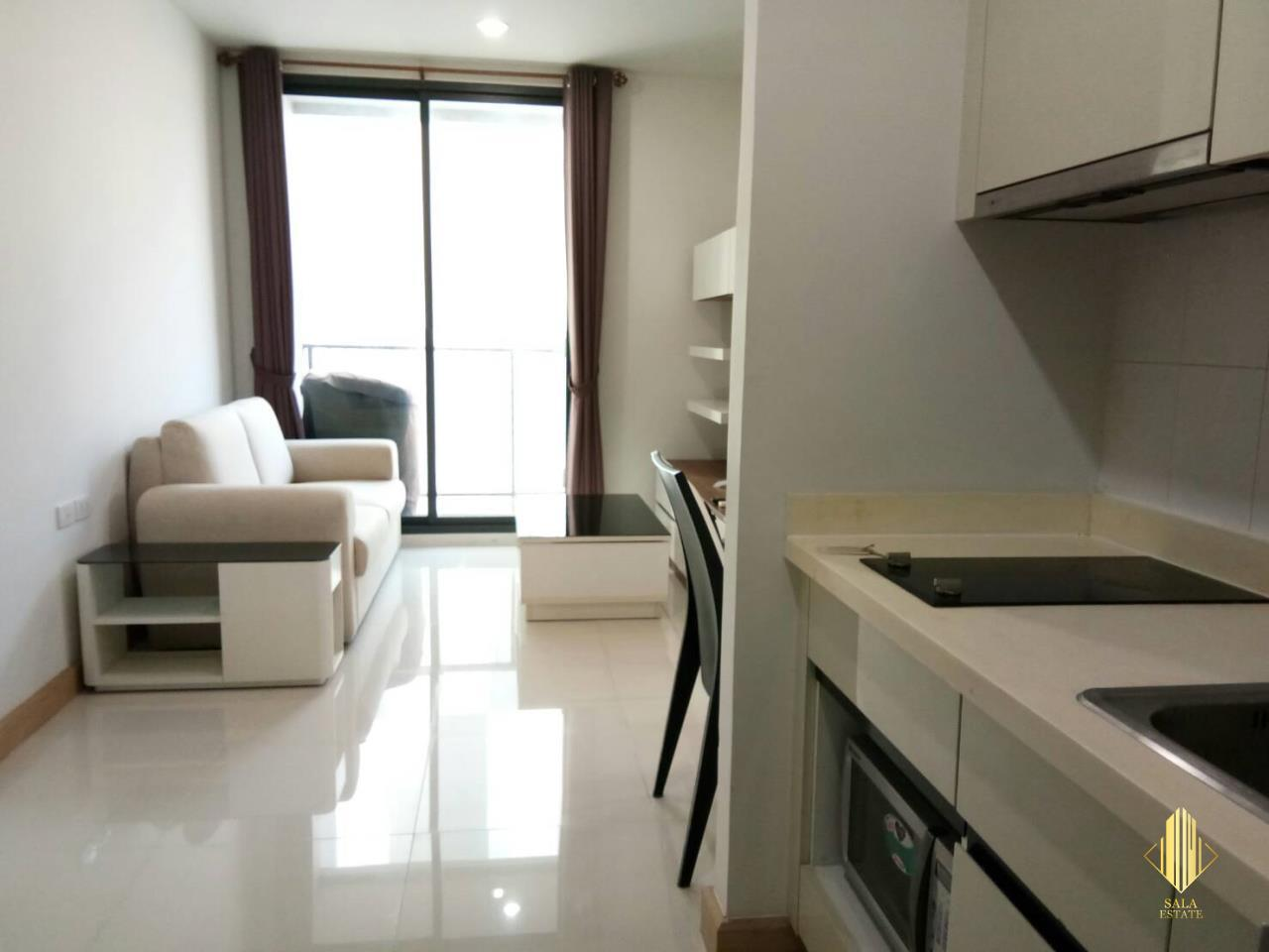 SALA ESTATE Agency's THE PRESIDENT SUKHUMWIT-BTS ONNUT 2 BEDROOM 1 BATHROOM FULLY FURNISHED 1