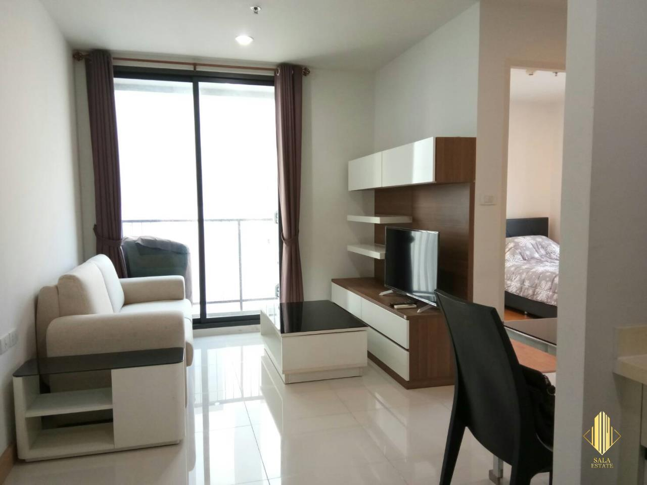 SALA ESTATE Agency's THE PRESIDENT SUKHUMWIT-BTS ONNUT 2 BEDROOM 1 BATHROOM FULLY FURNISHED 2