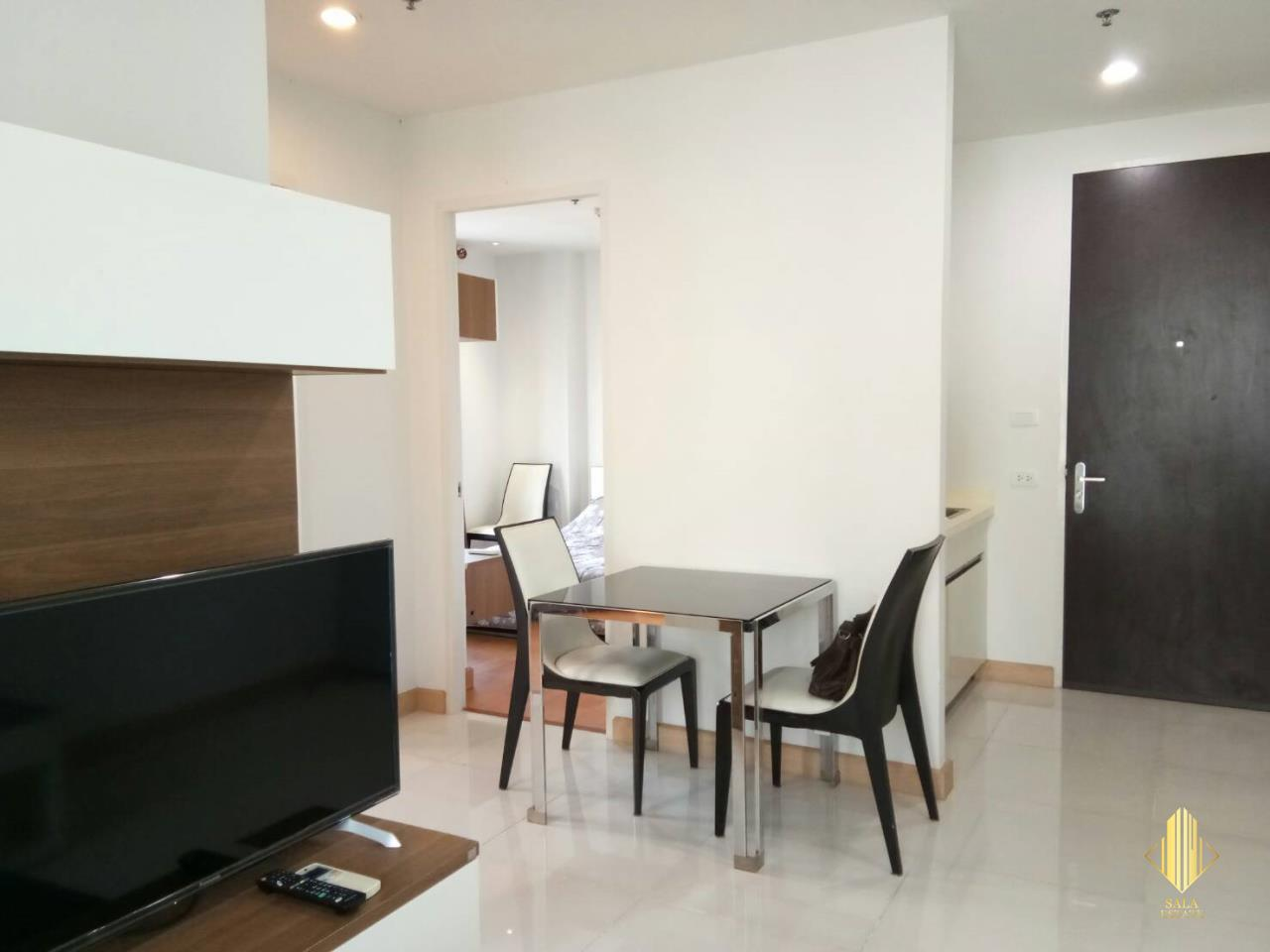 SALA ESTATE Agency's THE PRESIDENT SUKHUMWIT-BTS ONNUT 2 BEDROOM 1 BATHROOM FULLY FURNISHED 3